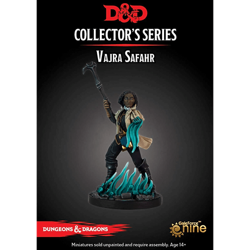 DnD Collector's Series: Waterdeep Dragon Heist - Vajra Safahr