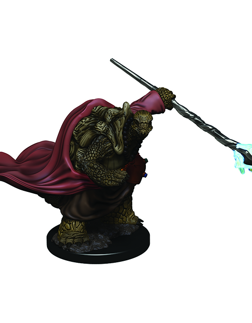 D&D Icons of the Realms Premium Figures: Male Tortle Monk