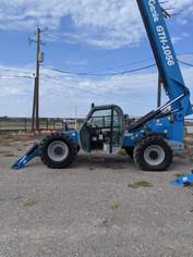 Genie Variable Reach Forklift 10k
