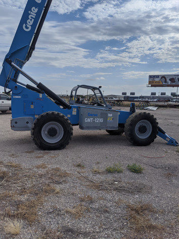 Genie Variable Reach Forklift 10k