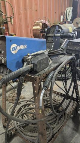 Miller 70 series dual wire feader