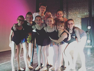 Ballet Day Camp: Continuing to Train on Break