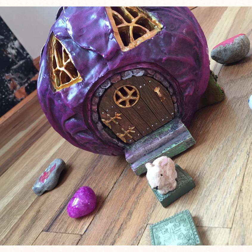 Fairy House Playground