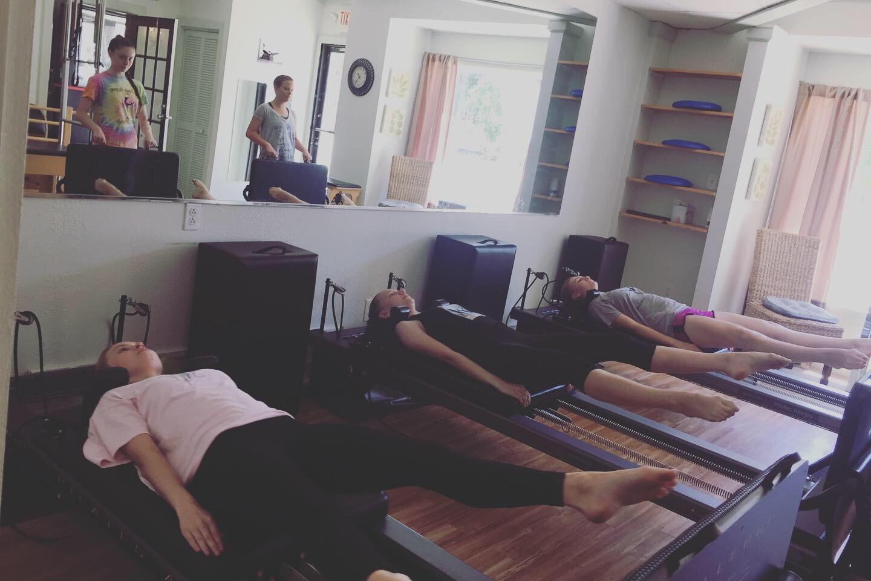 Pilates Crosstraining