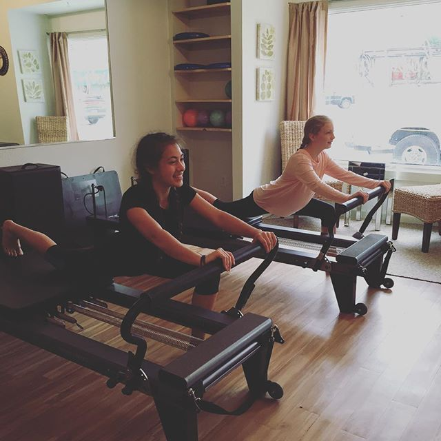 Pilates Apparatus for Dancers: a new favorite way to cross-train!