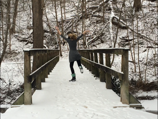 Snow Dancing!