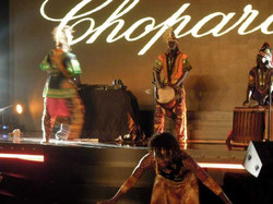 Chopard Annual Dinner Performance