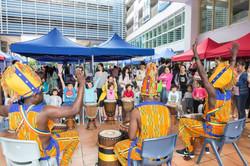 Yew C Int school fun fair 2017
