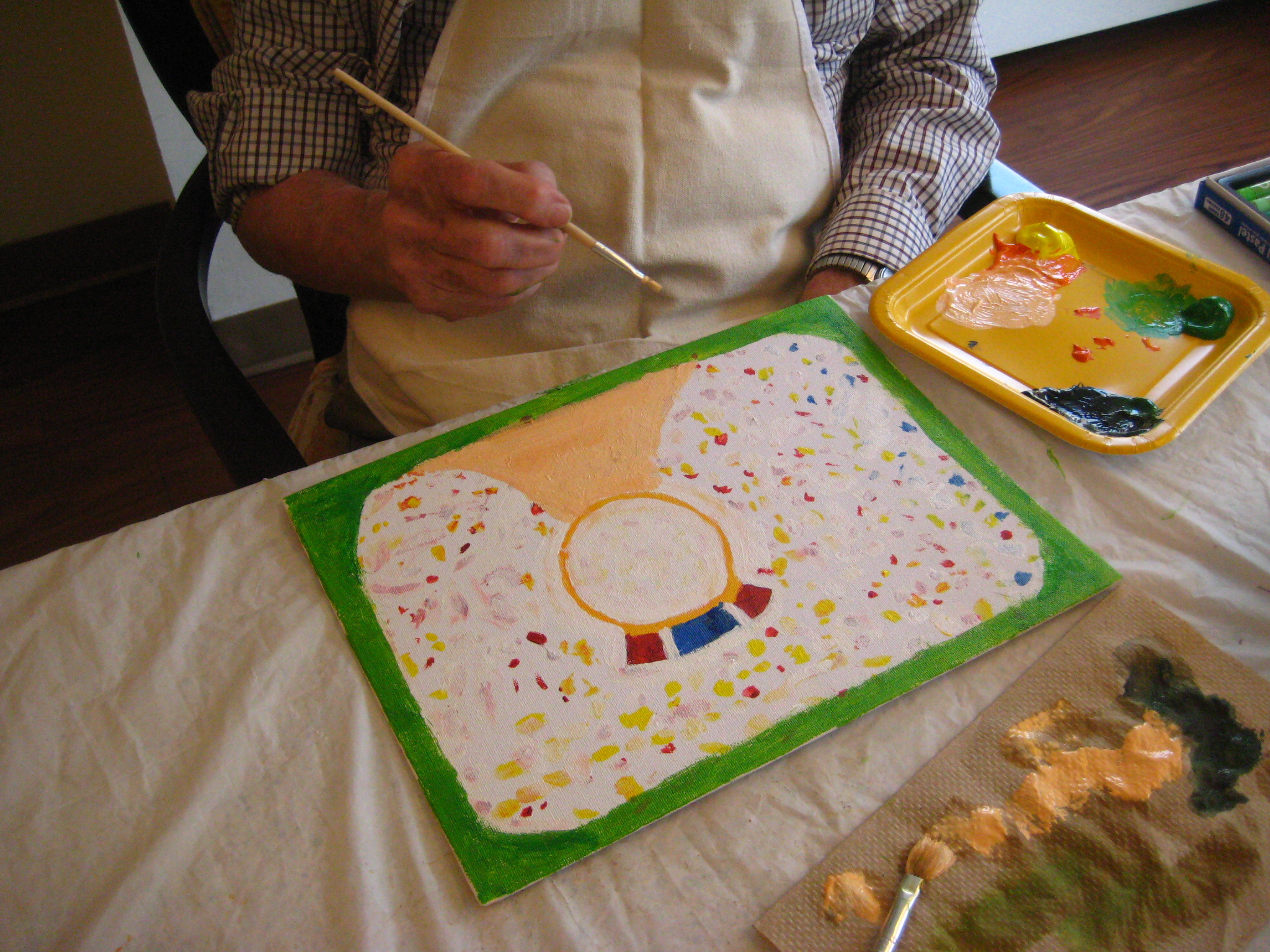 Intuitive Art for Seniors