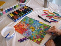 Intuitive Art for Seniors