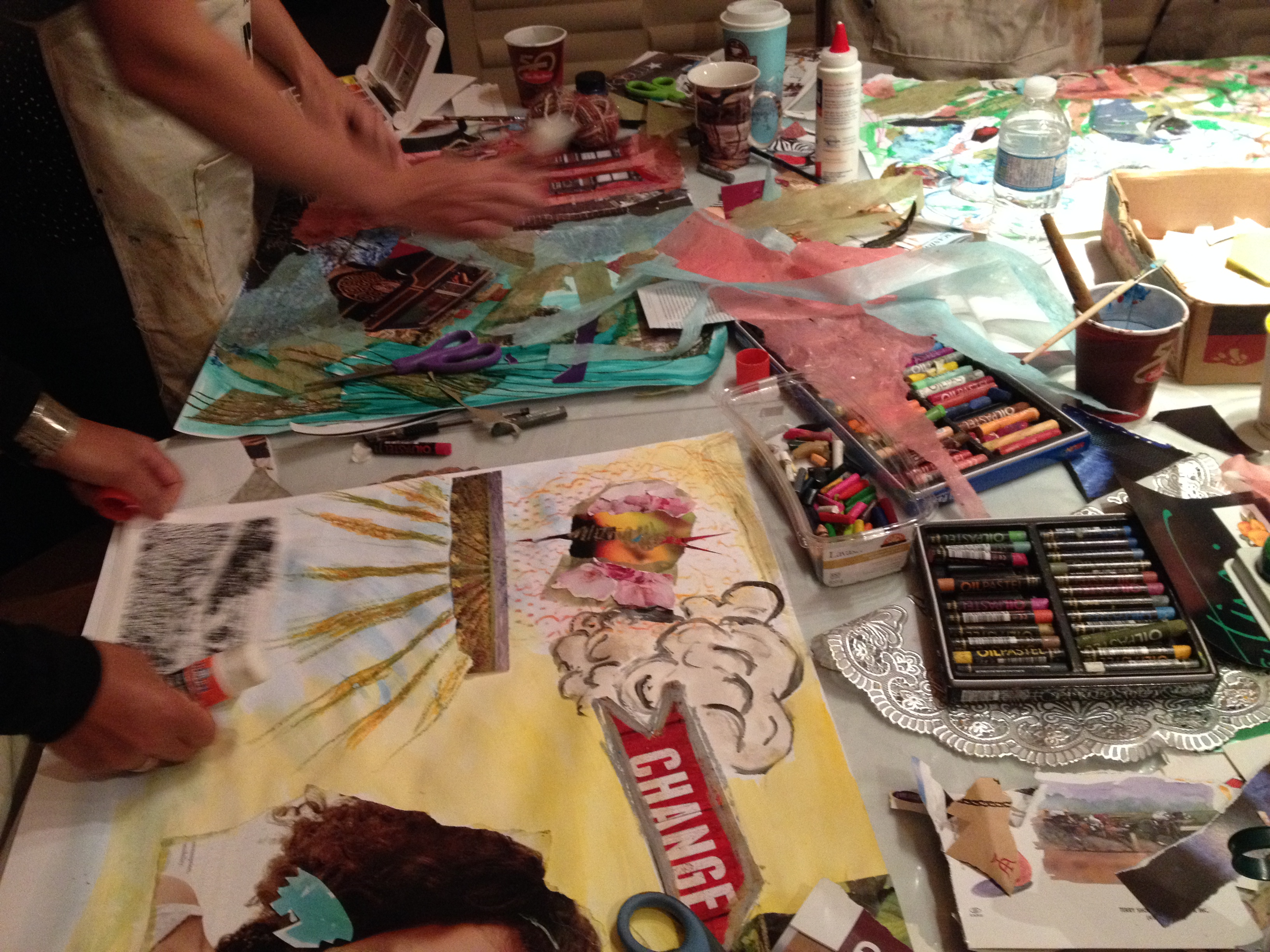Intuitive Art Workshop