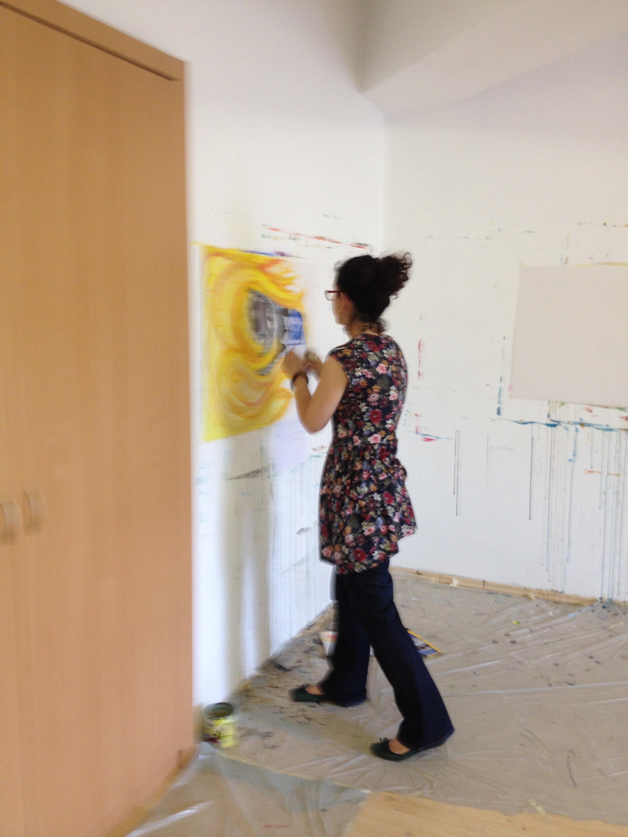 Intuitive Art Workshop
