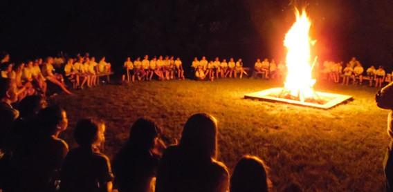 CampFire at Florida OverNight Summer Cam