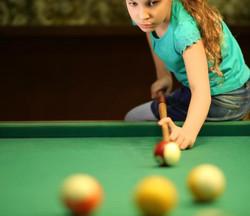 Pool games at Florida OverNight Summer C