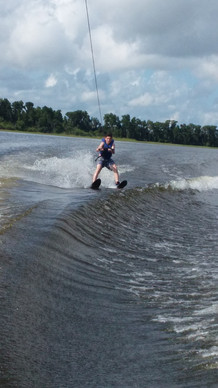 WaterSki Florida Summer Camp 1