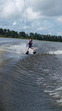 WaterSki Florida Summer Camp 1