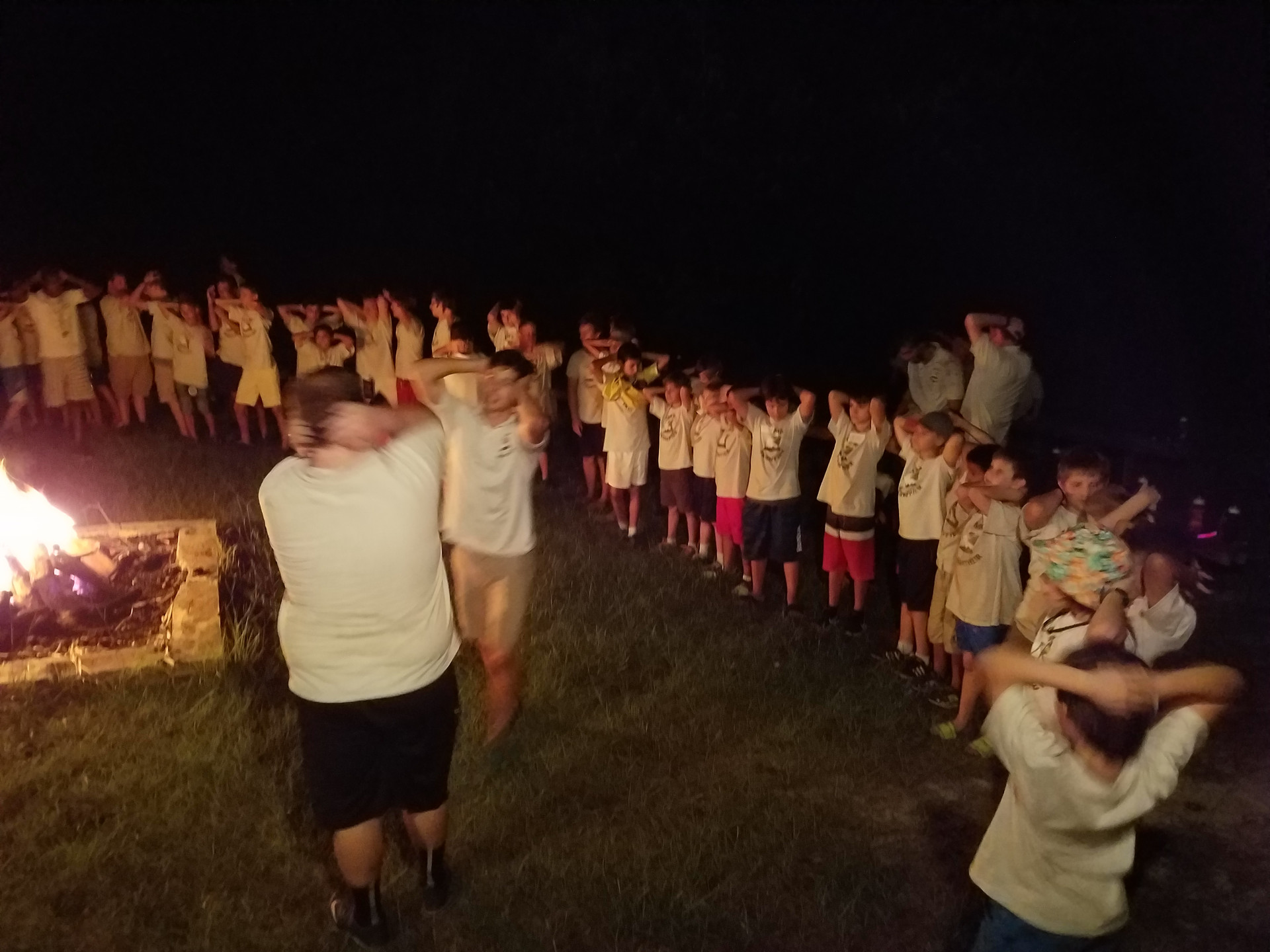 Campfire Games at Florida OverNight Summ