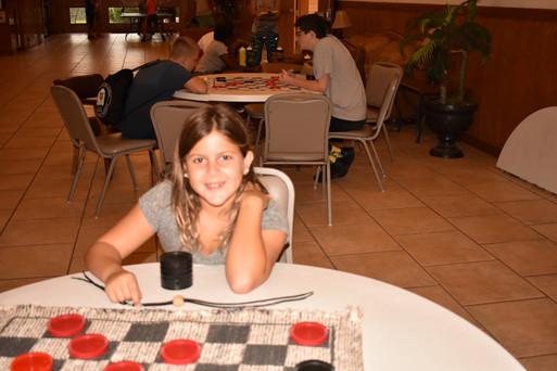 Games at Florida Overnight Summer Camp.J