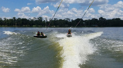 Wakeboading at Florida Overnight Summer