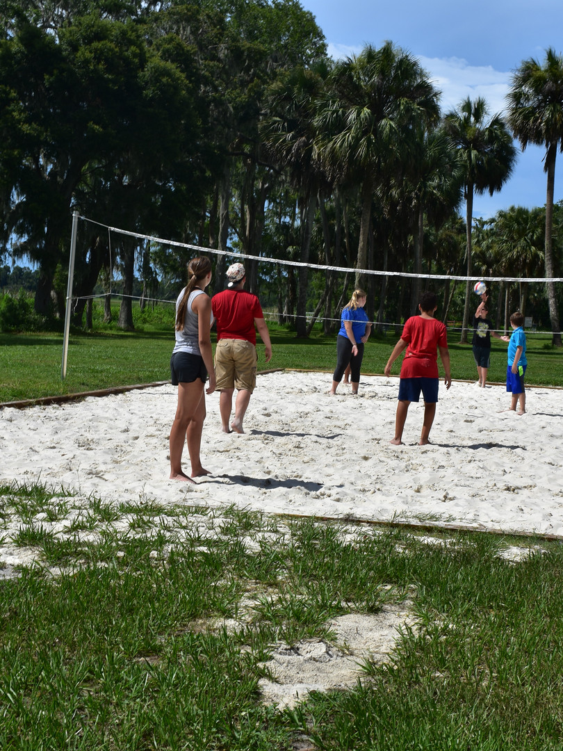 VolleyBall at Florida Overnight Summer C