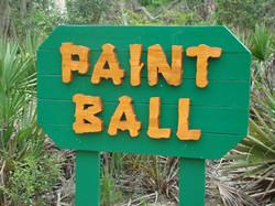 PaintBall at Florida OverNight Summer Ca
