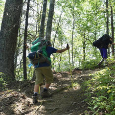 Appalachian Trail Explorers BackPacking Program