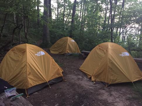 Appalachian Trail Explorers at Florida O