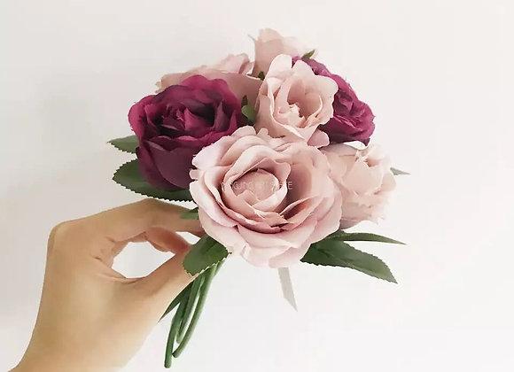 Pink Purple Flower Bouquet