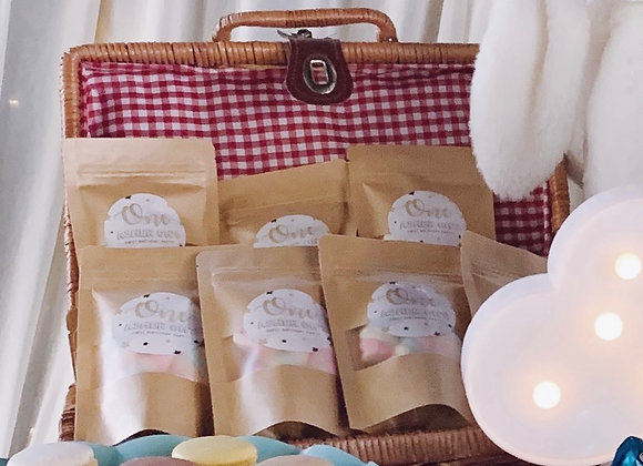 Mashmallow Bags (10Bags)