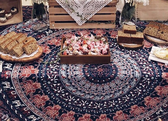 Boho Table Cloth