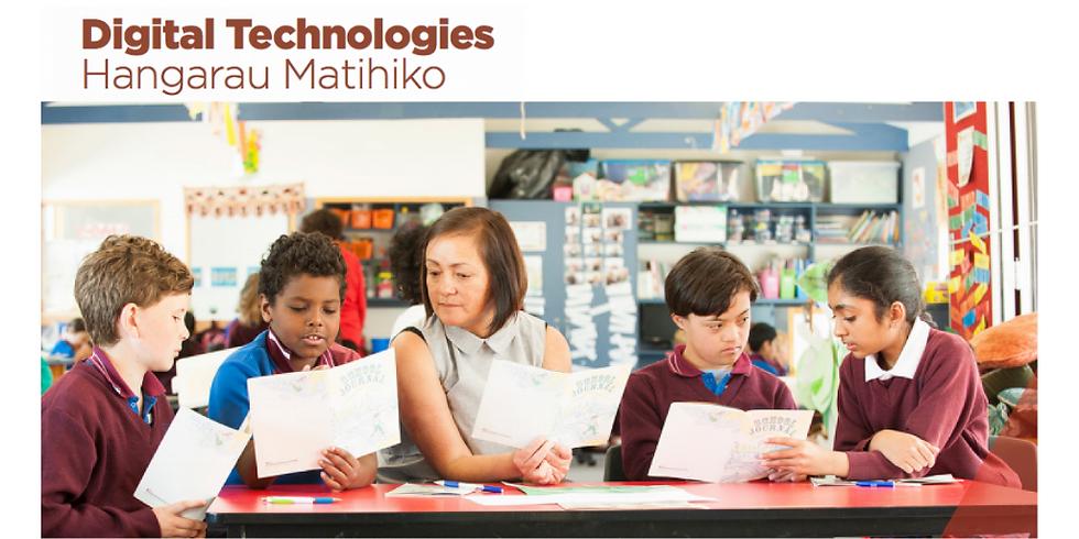 Term 1 - Are You Ready? - Digital Technologies 101 (AM)