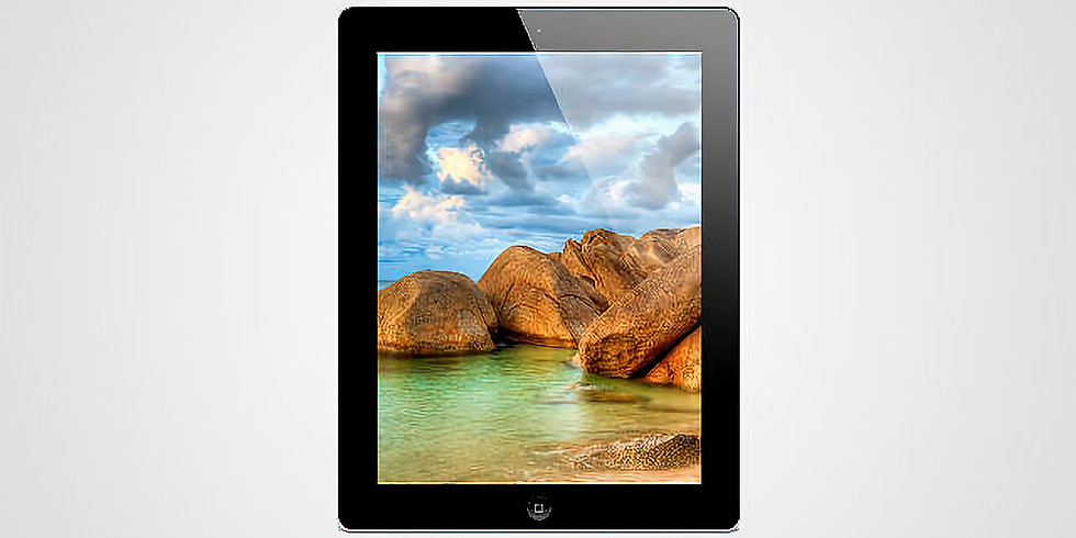 Creating with iPad