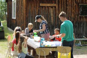Hastings Lake Bible Camp