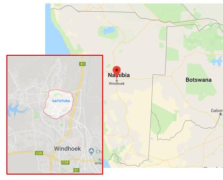 Namibian Launch
