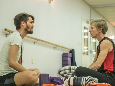 Key Distinctions: Yoga vs. Yoga Therapy & Yoga Teacher vs. Yoga Therapist, Part II