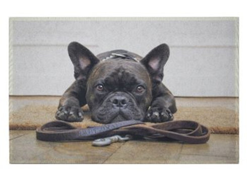 Teppichmatte Bulldog