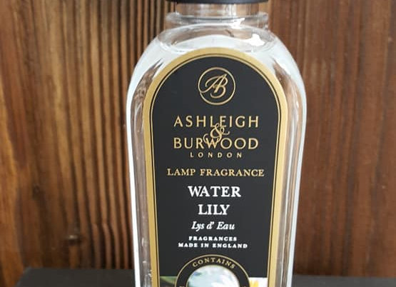 Ashley & Burwood London Lamp Fragrance Water Lily