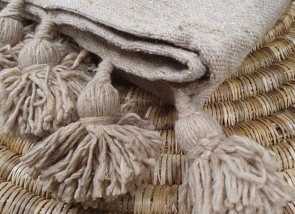 Baumwolldecke - Handmade