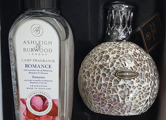 Geschenk-Set Ashleigh & Burwood Lamp-Fragrance