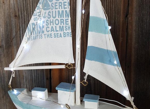 Segelschiff Mediterran