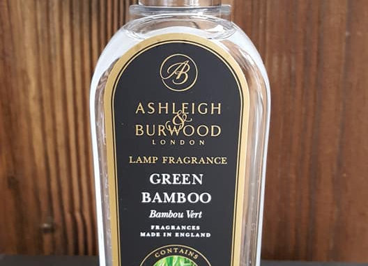 Ashley & Burwood London Lamp Fragrance Green Bamboo