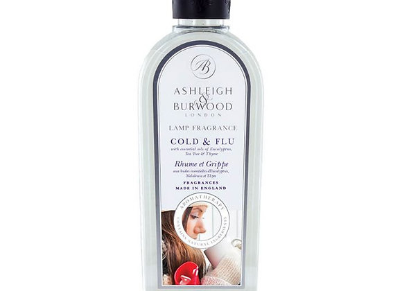 Ashleigh & Burwood Cold & Flu Duft 500ml