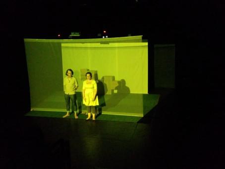 Atriz e diretora escolhe espetáculo do FIL para apresentar seu universo à filha