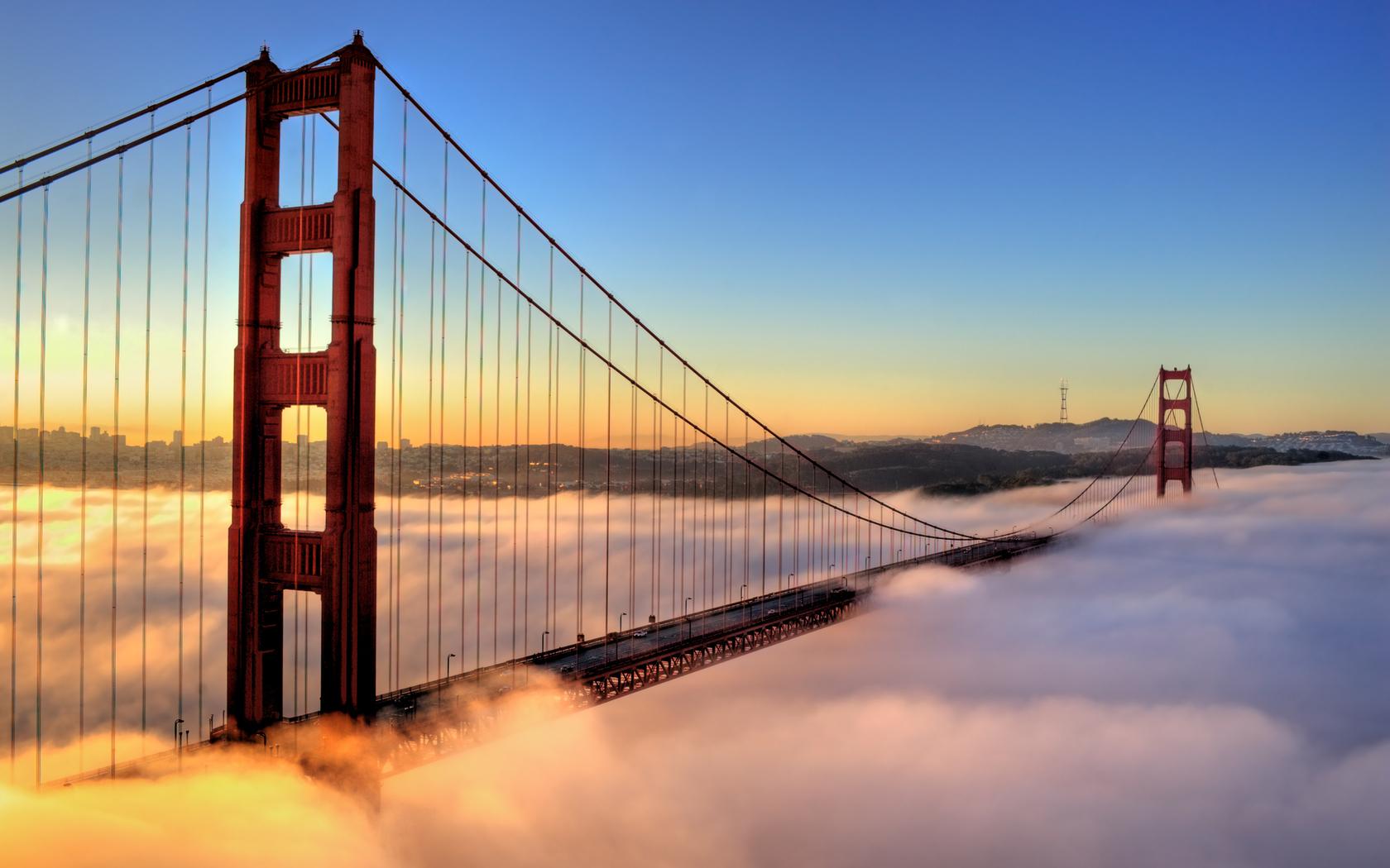 CA - SFO - Golden Gate