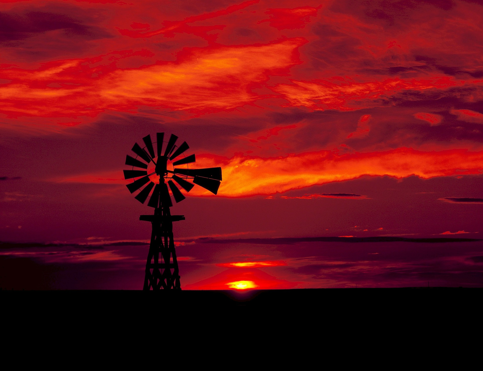 VARIE - windmill