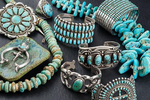 Un po' di shopping tra le bancarelle dei Navajo