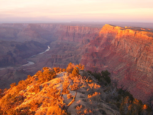 Pernottamento in lodge al Grand Canyon