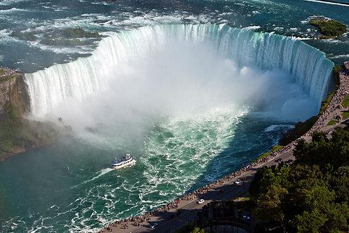 Indimenticabili Cascate del Niagara!