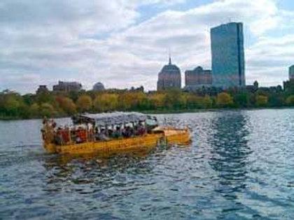 Boston Duck Boat Tour