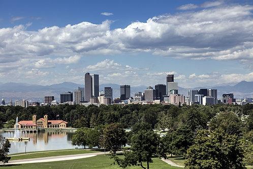 Pernottamento a Denver